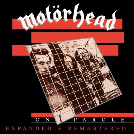Аудио диск Motorhead On Parole (CD)