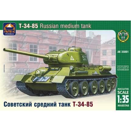 Советский средний танк Т-34-85 35001 Ark-models 1/35