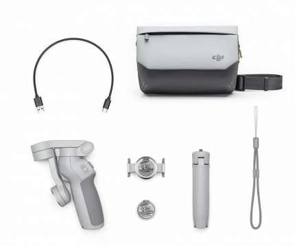 Электрический стабилизатор DJI Osmo Mobile 4 Combo с сумкой