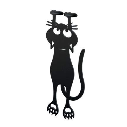 Закладка для книг Curious Cat