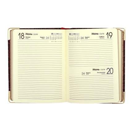 """Ежедневник датированный 2021 год Listoff """"BUSINESS PREMIUM"""" А6, 176л, ЕКП62117605"""