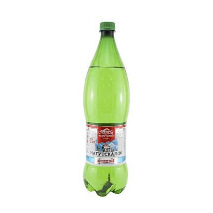 Вода минеральная Нагутская 26 газированная лечебно-столовая 1,5 л