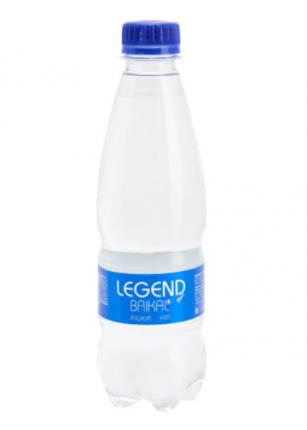 Вода питьевая Легенды Байкала негазированная 0,33 л