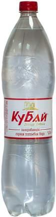 Вода Кубай газированная 1,5 л