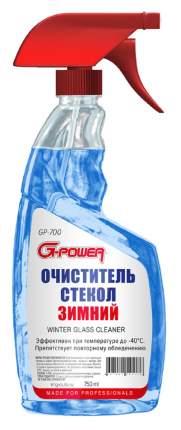 Очиститель для стекол с триггером G-Power GP-700 0,75 л.