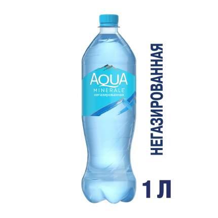 Вода питьевая Aqua Minerale негазированная столовая 1 л