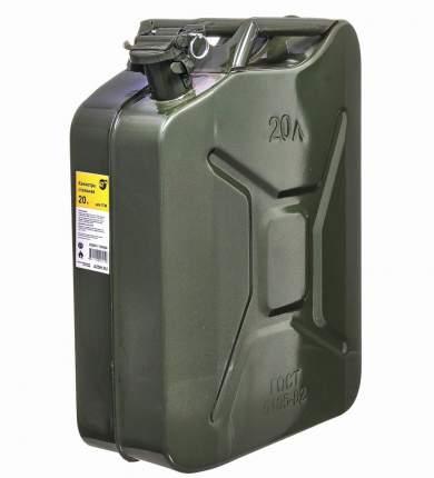 Канистра топливная стальная A2DM для бензина 20л