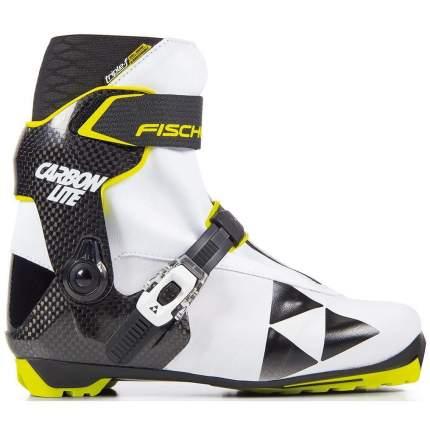 Ботинки для беговых лыж Fischer Carbonlite Skate Ws 2019, white, 37