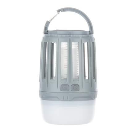 Фонарь защита от комаров, серый, 13,3х8,5 см, Shamoon SH-MOSQ-01