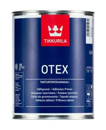 Грунт Tikkurila Otex алкидный адгезионный база А 0,9 л