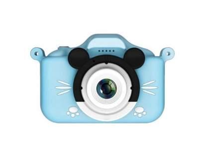 Детский цифровой фотоаппарат Childrens Fun Camera Cute Мышонок Blue