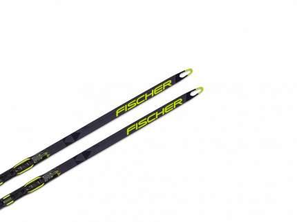 Беговые лыжи Fischer Speedmax Sk Hole Jr IFP 2021, yellow, 171 см