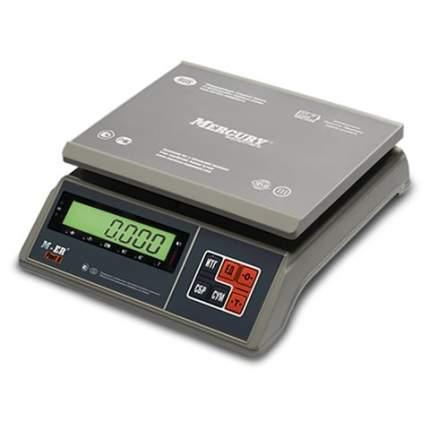 Весы фасовочные MERCURY M-ER 326AFU-6.01 LCD