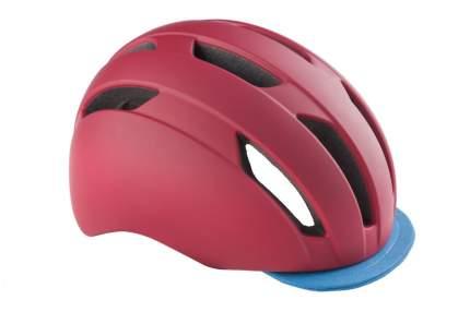 Шлем TOWN CAP, бордовый, M/L (57-61 cm)