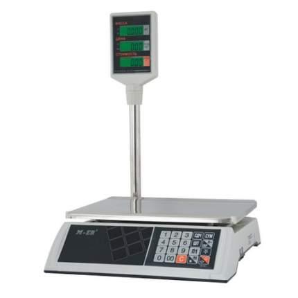 Весы торговые MERCURY M-ER 327P-15.2 LCD