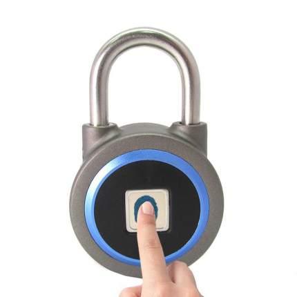 Навесной биометрический замок с отпечатком пальца SmartLock X0003A