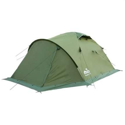 Палатка Tramp Mountain 3 (V2) (зелёный)