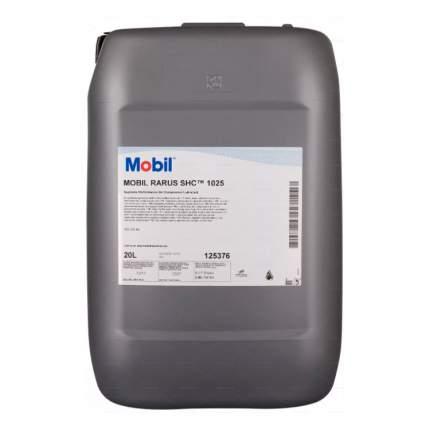 Компрессорное масло MOBIL Rarus SHC 1025