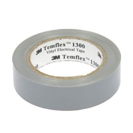 Набор изолент 3М TEMFLEX 1300, рулон 19 мм x 20 м, 10 шт, TEMFLEX 1300 GREY 19MM-10