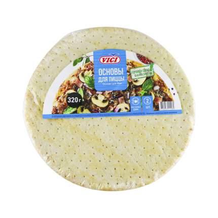 Основа для пиццы Vici замороженная 320 г х 2 шт