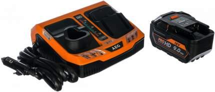 Набор из аккумулятора и зарядного устройства AEG SETL1890RHDBLK 4932464232