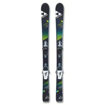 Горные лыжи Fischer ProMtJrSlr2Jr/Fj4 Ac Slr Brake 74 [I] Solid 2019, черные/белые, 70 см
