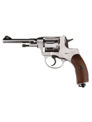 Револьвер пневматический Gletcher NGT F Silver