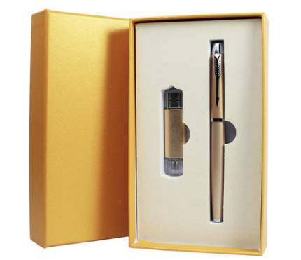 Подарочный набор MyPads M153-948 ручка для подписи и USB-накопитель на 32 ГБ