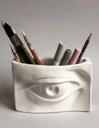 Подставка-органайзер из гипса Urban Souvenirs Глаз Давида
