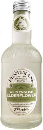 Напиток FENTIMANS Elderflower / Бузина 275мл