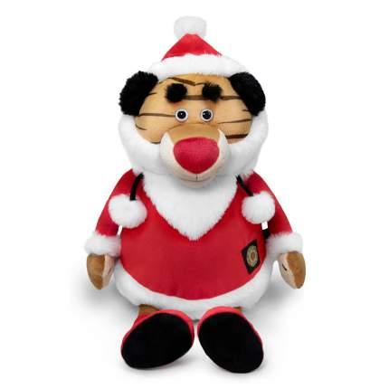 Мягкая игрушка Budi Basa Тигр Ян – Санта, 30 см