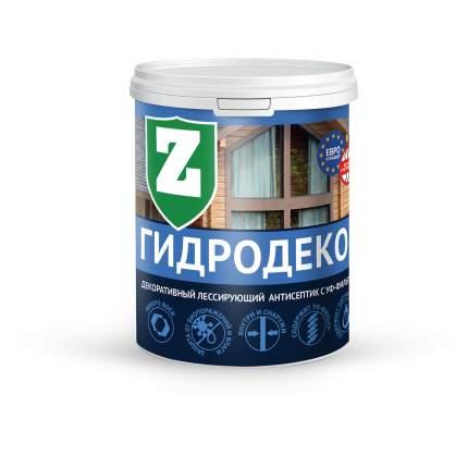 ГидроДекор ЗЕЛЕСТ «Д-1» для декоративной отделки древесины (Ореховое дерево), 0,9 кг