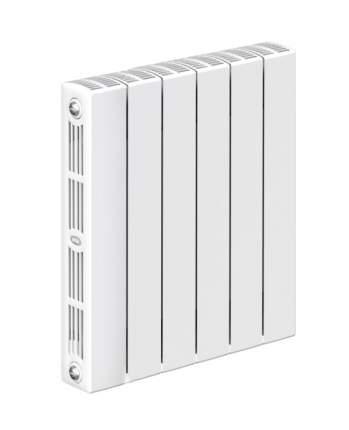 БиМеталлический радиатор Rifar SUPReMO 500 \ 10 секций \