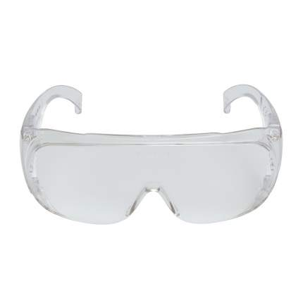 Очки защитные открытые 3М Visitor для использования с очками, прозрачные, 71448-00001M