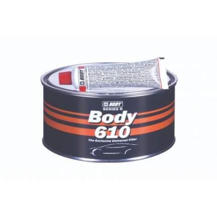 Шпатлевка универсальная HB BODY 610, 1,8 кг