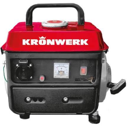 Генератор бензиновый LK-950 Kronwerk, 94667, 0,8 кВт
