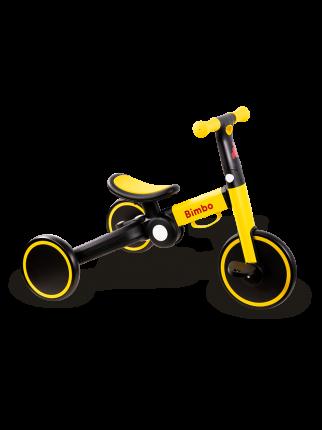 Детский велосипед-беговел Bimbo трехколесный 3 в 1