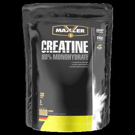 Креатин Maxler Creatine Monohydrate, 1000 г, unflavored