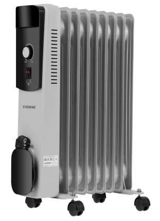 Масляный радиатор Starwind SHV4710 белый
