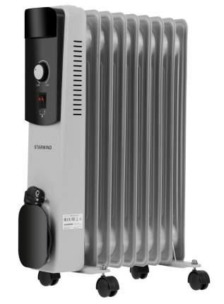 Масляный радиатор Starwind SHV4915 белый/черный
