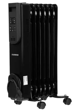 Масляный радиатор Starwind SHV5710 черный