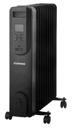 Масляный радиатор Starwind SHV5915 черный