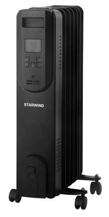 Масляный радиатор Starwind SHV5120 черный