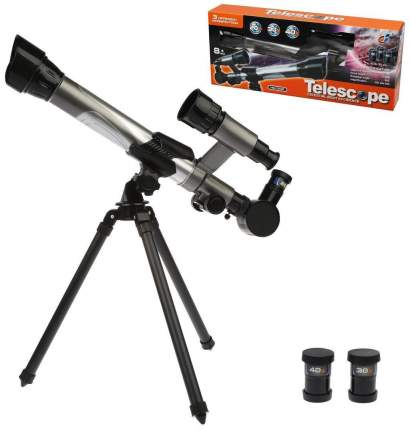 Телескопический набор 40х увеличение Наша Игрушка 642068
