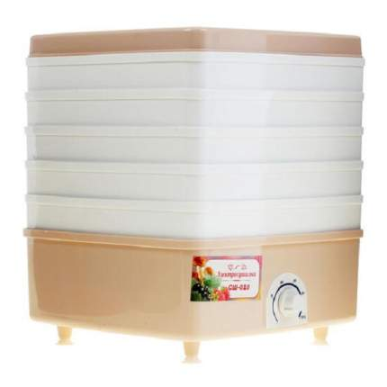 Сушилка для овощей и фруктов Ротор Дива-Люкс СШ-010-01 White