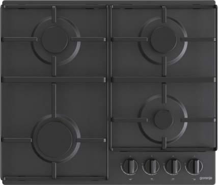 Встраиваемая газовая панель Gorenje G640EB Black