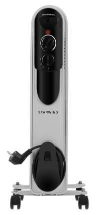 Масляный радиатор Starwind SHV3001 серый