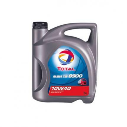 Моторное масло для дизелей rubia tir 8900 10w40 tot c 5л 213694