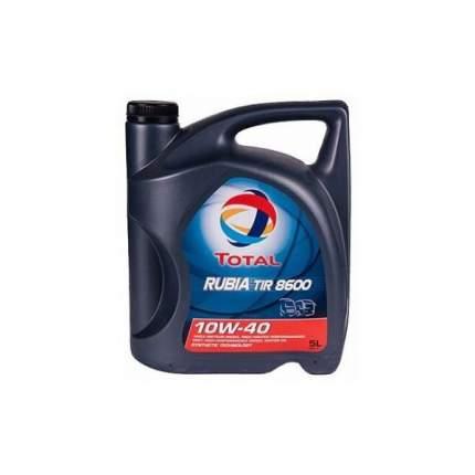 Моторное масло для дизелей rubia tir 8600 10w40 tot c 5л 213670