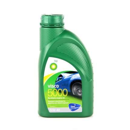 Моторное масло visco 5000 5w-40 1л 114496